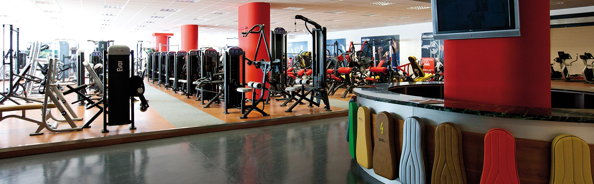 Commercial Gym Equipment 2